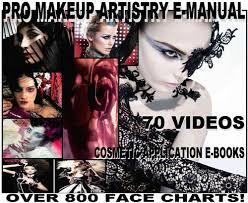 Face Charts For Sale 800 Mac Face Chart Bible Makeup Artist Manual 70 Videos