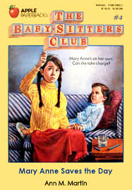 Mary Anne Saves The Day The Baby Sitters Club Wiki Fandom