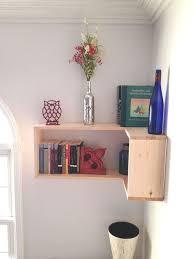 office corner shelf. the turning point diy corner shelves home office shelving ideas woodworking shelf e