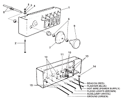 Great mile marker winch wiring diagram images electrical system century formula 6500 600 optional pto panel