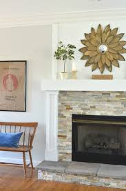 Tile Fireplace Makeover 204 Best Fire Place Images On Pinterest