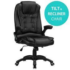 <b>Reclining Office Chair</b> for sale | eBay