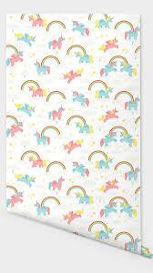 Cute Girly Unicorn iPhone 8 Wallpaper ...