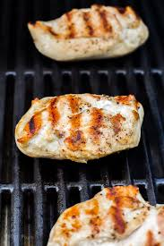 Grilled Chicken Breast Temperature Chart How To Grill Chicken Breast Juicy And Tender Plating Pixels