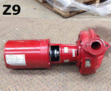 bell gossett industrial electric water mro pumps bell gossett 60 1 5x7 in line centrifugal water pump cs 1 5hp 1725rpm 3ph