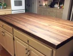 finishing butcher block countertops sand your butcher