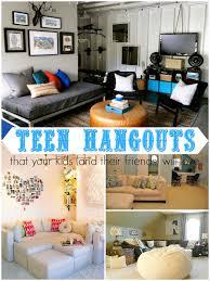 Teen game room ideas