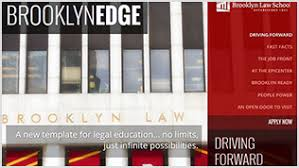 Image result for brooklaw.edu/ logo