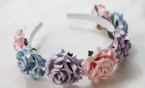Paper Flower Headbands Why Youll Fall In Love With Paper Flowers Jam Blog