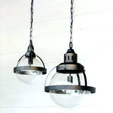 large globe pendant light bistro glass uk large glass globe pendant