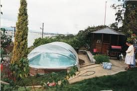 WORLD CLASS MINI GOLF COURSES POOL SOLAR DOME COVERS ABOVE GROUND