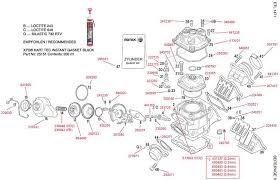 acceleration kart racing cylinder power valve reed cylinder power valve reed