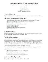 Career Objective On Resume Student Objective For Resume Objective Resume Examples Images 50