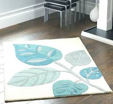 teal and cream rug teal and cream rug leaves teal image 1 teal cream rug teal