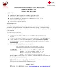 Resume Babysitter Resume