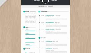 Free Html Resume Template Delectable Html Resume Template Sevte