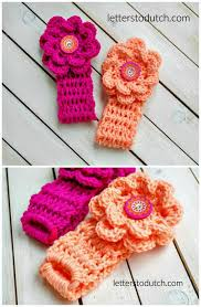 Crochet Baby Headband Pattern Extraordinary Crochet Headbands For Babies 48 Free Patterns DIY Crafts