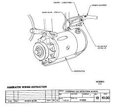 1956 chevy alternator wire diagram wiring diagram and schematic mazda 6 bose wiring diagram car alternator schematic