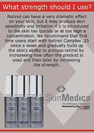 skinmedica reg retinol complex comes in three strengths which will skinmedicareg retinol complex comes in three strengths which will allow for the optimal tolerance build