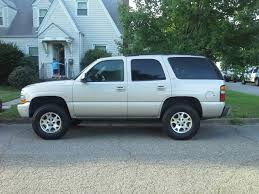 2004 Chevy Tahoe z71. Stripped. Leveled | The Vehicles | Pinterest