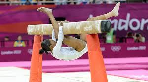 floor gymnastics moves. Gabby Douglas Beam Fall Floor Gymnastics Moves