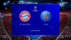 FIFA 21 - Bayern x PSG - Ida - Quartas de Final da Champions League!!! -  YouTube