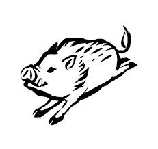 2019年干支亥のイラスト依頼動物和風の仕事依頼料金