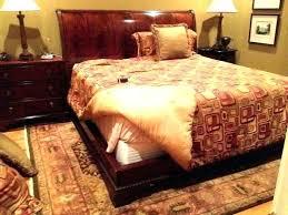 Henredon Bedroom Set Bedroom Furniture Beds Luxury Sleigh Bed ...