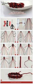 Heart Friendship Bracelet Pattern Unique Inspiration Ideas
