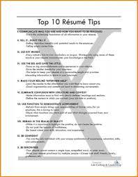 Tips For Writing A Resume – Bestresume.com