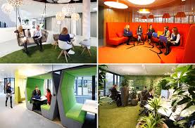 office space interior design. EasyCredit Office Interior By Evolution Design Space