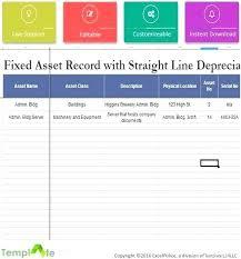 Asset Sheet Template Bestuniversities Info