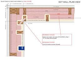 framing an exterior wall corner. Framing An Exterior Wall Corner N