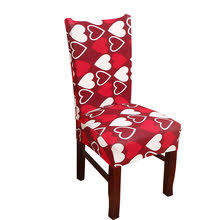 mecerock removable printing spandex stretch chair cover elastic band covers for restaurant wedding banquet hotel dining