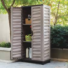 Outdoor Storage Cabinets With Shelves Cabinet Navpa - Exterior storage cabinets