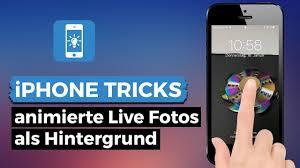 iPhone Live Wallpaper – Live Photo als ...