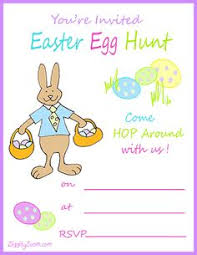 easter egg hunt template easter egg hunt free printable invitation print however many you