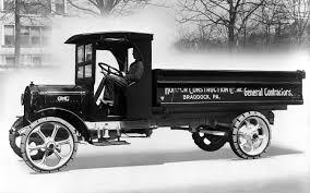 GMC'S Centennial: 1912-2012 - Truck Trend