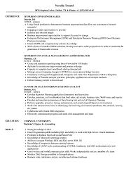 Hyperion Administrator Sample Resume Hyperion Resume Samples Velvet Jobs 11