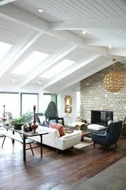 lighting a vaulted ceiling. Recessed Lighting For Angled Ceilings Vaulted Ceiling Design With Skylights A L