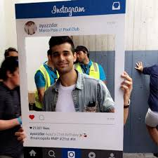 Instagram frames can elevate your photo to something new and unique. Framesta Australia S Photo Booth Frame Prop Specialists