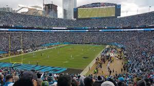 Bank Of America Stadium Section 254 Row 16 Seat 11