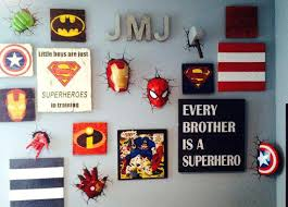 Marvellous Superman Bedroom Accessories Superhero Sign Batman Avengers Uk