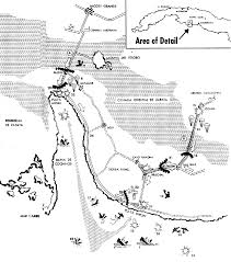bay of pigs a major mishap in the kennedy administration this map