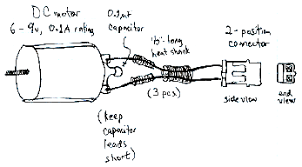 dc motor wiring diagram dc image wiring diagram 3 wire dc motor wiring diagram jodebal com on dc motor wiring diagram
