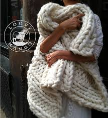 Chunky Knit Blanket Pattern Unique Ravelry Nantucket Throw Pattern By Loopy Mango