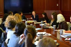events georgetown institute for women peace and security the georgetown institute for women peace and security the global gender program of the elliott school of international affairs the transitional justice