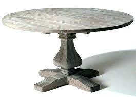 whitewashed round dining table whitewashed round dining table washed wood dining table reclaimed wood dining pedestal table with round top whitewashed