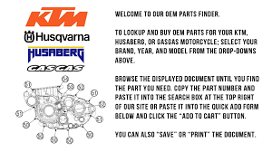 2018 ktm parts fiche. delighful ktm if your model is not listed please email us at helpktmpartscom and we  will assist you in finding the part  with 2018 ktm parts fiche