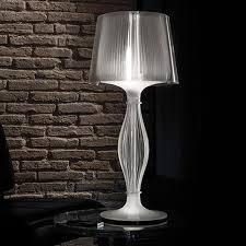 modern designer lighting. Amazing Italian Designer Lighting Liza Contemporary Table Lamp Brand Slamp Modern D